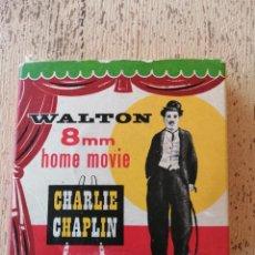 Cine: ANTIGUA PELÍCULA 8MM DE CHARLIE CHAPLIN, CHARLIE AT THE BALL. Lote 277639643
