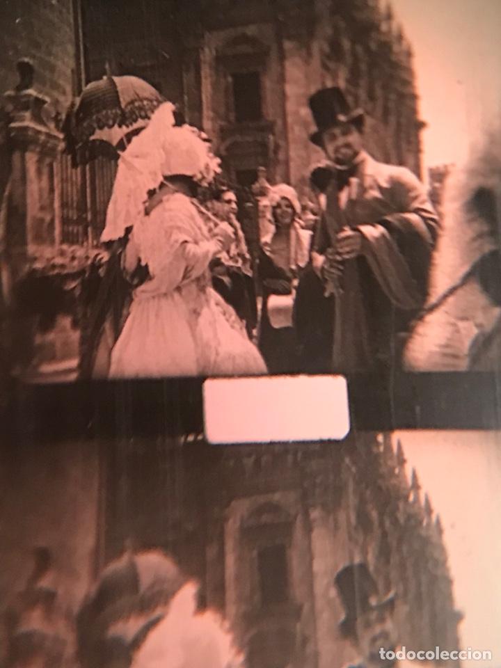 Cine: PELICULA 9,5 MM 1923 VIOLETAS IMPERIALES - Foto 3 - 182660040