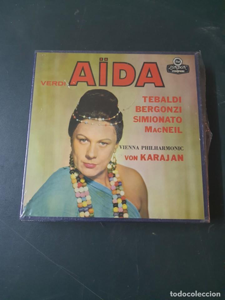 VERDI AIDA 8 MM (Cine - Películas - 8 mm)