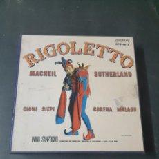 Cine: RIGOLETTO 8 MM. Lote 286271268