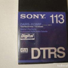 Cine: CINTA SONY DARS-113 MP. DTRS.CINTA PARA CÁMARAS DE VIDEO DE 8 MM. Y HI8 MM.DURACIÓN 113 MINUTOS.. Lote 294146298