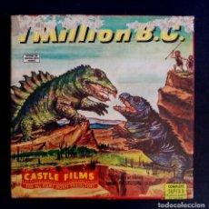 Cine: 1 MILLION B. C. - CIENCIA FICCIÓN - SUPER 8. Lote 295425193