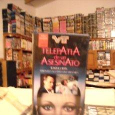 Cine: TELEPATIA DE UN ASESINATO - BET A. Lote 15889476