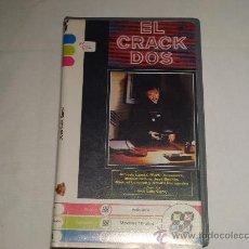 Cine: PELICULA BETA EL CRACK DOS VIDEO CONCORDY. Lote 27244378