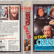 Kino - Star Crash: Choque De Galaxias • video betamax • descatalogada • Sc-Fi rarita • Pseudo Stars Wars - 27599864