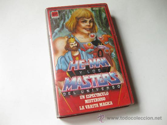 HE-MAN Y LOS MASTERS DEL UNIVERSO - VOLUMEN 7 - VERSION EN BETA (Cine - Películas - BETA)