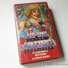Cine: HE-MAN Y LOS MASTERS DEL UNIVERSO - VOLUMEN 7 - VERSION EN BETA. Lote 26436397