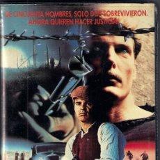 Cine: PELÍCULA DE VIDEO SISTEMA BETA LA GRAN EVASION II. DE 1988. Lote 29066078