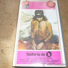 Cine: PELICULA BETA HISTORIA DE O 1987 100, APROX CIRINNE CLERY UDO KIER DIR. JUST JAECKIN MUY RARA. Lote 29078279