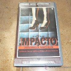 Cine: PELICULA BET IMPACTO CON JHON TRAVOLTA Y NANCY ALLEN FILM DE BRIAN DE PALMA IVS. Lote 29161144