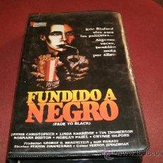 Cine: FUNDIDO A NEGRO - PELICULA EN BETA - PELÍCULA DE CULTO. Lote 30795880