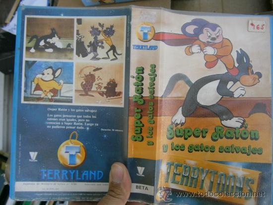 super raton y los gatos salvajesbeta dibujos a  Comprar
