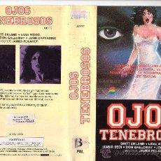 Cine: BETAMAX-OJOS TENEBROSOS. Lote 34240492