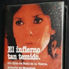 Cine: MUY RARA, PELICULA BETA EL INFIERNO TAN TEMIDO GRACIELA BORGES. Lote 34798001