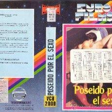 Cine: V2000-POSEIDO POR EL SEX.... Lote 38447700