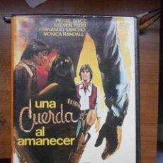 Cine: UNA CUERDA AL AMANECER.BETAMAX. Lote 35992519