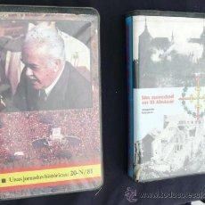 Cine: SIN NOVEDAD EN EL ALCAZAR Y 20 N UNAS JORNADAS HISTORICAS BETA. Lote 36133848