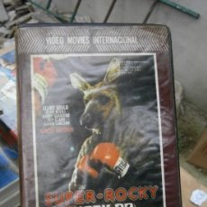 Cine: SUPER ROCKY MATILDA-BETAMAX. Lote 221840822