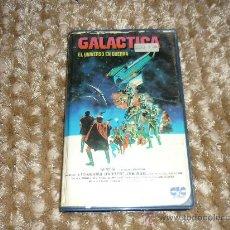 Cine: PELICULA GALACTICA EL UNIVERSO EN GUERRA BETA ORIGINAL 1ª EDICION 1979 CIC VIDEO. Lote 37056444