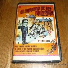 Cine: PELICULA SISTEMA 2000 LA HERENCIA DE LOS MUNSTER FRED GWYNNE YVONNE DE CARLO IMPOSIBLE !!!!!!!!!!!!!. Lote 37264001