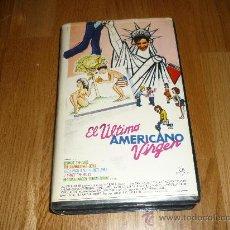 Cine: PELICULA SISTEMA 2000 EL ULTIMO AMERICANO VIRGEN DE BOAZ DAVIDSON . Lote 37546720