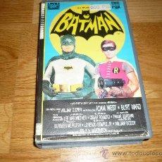 Cine: PELICULA BETA BATMAN ADAM WEST BURT WARD DE LESLIE H. MARTINSON 1989. Lote 37768365