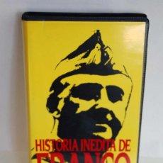 Cine: HISTORIA INEDITA DE FRANCO CINTA BETA BETAMAX. Lote 37984740