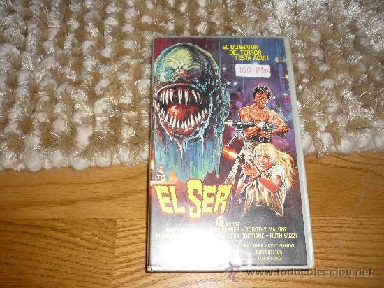 PELICULA VHS EL SER 1986 82`MARTIN LANDAU JOSE FERRER (Cine - Películas - BETA)