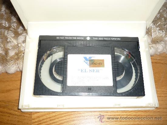 Cine: PELICULA VHS EL SER 1986 82`MARTIN LANDAU JOSE FERRER - Foto 2 - 38987251