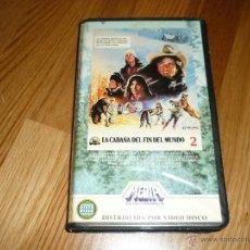 Cine: BETA LA CABAÑA DEL FIN DEL MUNDO 2 - AVENTURAS 1984 VIDEO DISCO. Lote 39931360
