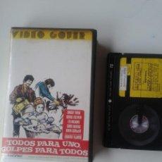 Cine: TODOS PARA UNO, GOLPES PARA TODOS - BRUNO CORBUCCI. Lote 41502386