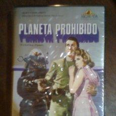 Cine: EL PLANETA PROHIBIDO (FRED MCLEOD WILCOX, 1955) - RARA Y PRECIOSA. Lote 46244865