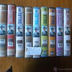 Cine: DALLAS -BETA Y VHS ...DEL 1 AL 10.. Lote 47383183