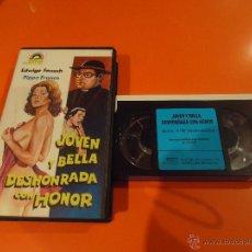 Cine: BETA / JOVEN Y BELLA DESHONRADA CON HONOR • EDWIGE FENECH, PIPPO FRANCO • DIR. SERGIO MARTINO. Lote 48457037