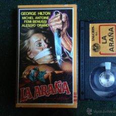 Cine: LA ARAÑA LUIGI COZZI CINE BETA ESPECIAL. Lote 48516504