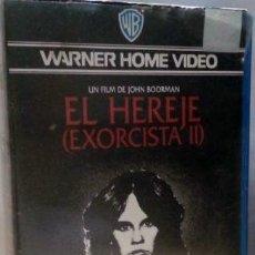 Cine: EL HEREJE (EXORCISTA II) BETA (DOBLAJE ORIGINAL DE CINES). Lote 49893919