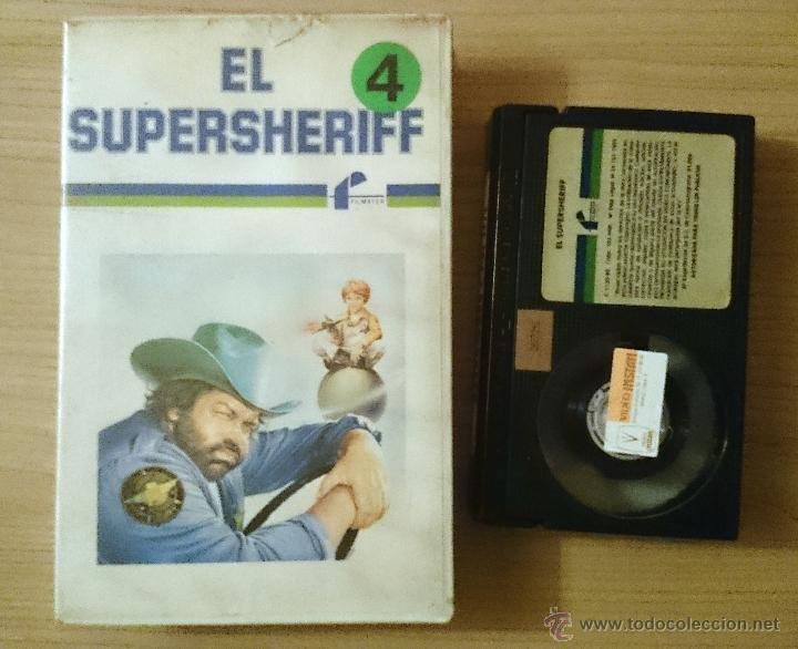 EL SUPERSHERIFF-BUD SPENCER (Cine - Películas - BETA)