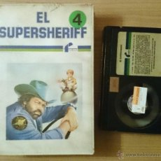 Cine: EL SUPERSHERIFF-BUD SPENCER. Lote 50525310