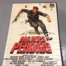 Cine: MANDO PERDIDO - BÉLICA. Lote 50551349