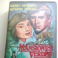 Cine: MANSIONES VERDES - AUDREY HEPBURN- ANTHONY PERKINS. Lote 50570647