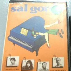 Cine: SAL GORDA - FERNANDO TRUEBA 1984. Lote 50587071