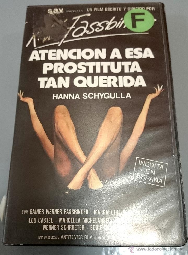 ATENCIÓN A ESA PROSTITUTA TAN QUERIDA - R.W. FASSBINDER (Cine - Películas - BETA)