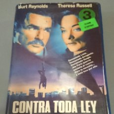 Cine: CONTRA TODA LEY - BURT LANCASTER . Lote 50722314