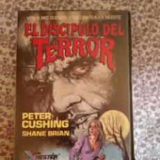 Cine: BETA - EL DISCÍPULO DEL TERROR (FRANKENSTEIN Y EL MONSTRUO DEL INFIERNO) 1974. Lote 51073510