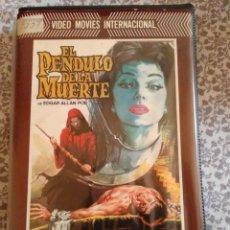 Cine: BETA - EL PÉNDULO DE LA MUERTE (1961). Lote 51073642