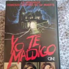 Cine: BETA - YO TE MALDIGO (1972). Lote 51073721