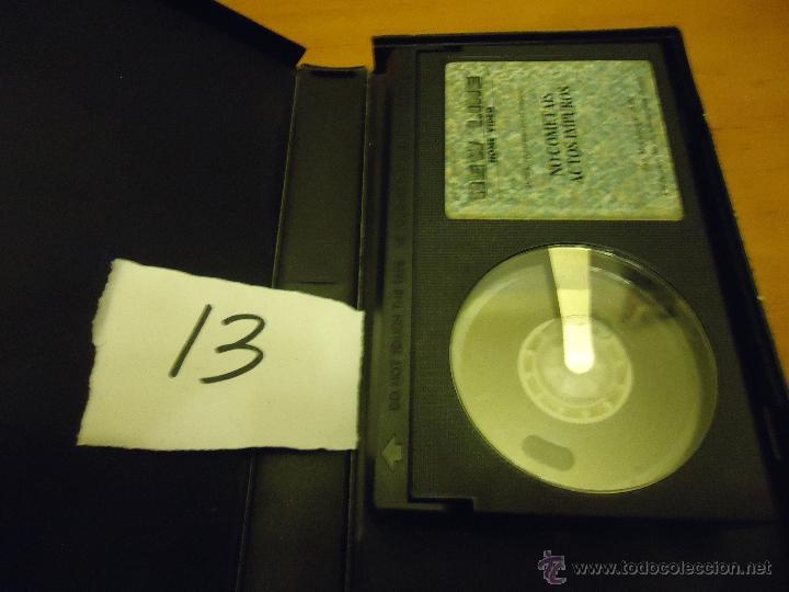 Cine: cine - antigua cinta coleccion beta - leer descripcion - no cometais actos impuros barbara bouchet - Foto 2 - 51393177
