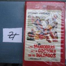 Cine: CINE - ANTIGUA CINTA COLECCION BETA - LEER DESCRIPCION LAS MANIOBRAS DE LA DOCTORA CON LOS SOLDADOS. Lote 51416722