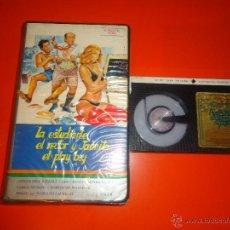 Cine: BETA\.LA ESTUDIANTE EL RECTOR Y JAIMITO EL PLAY BOY\. (ITALIANAD SEXY EUR-TRASH) • BETA + DVD GRATIS. Lote 51635210