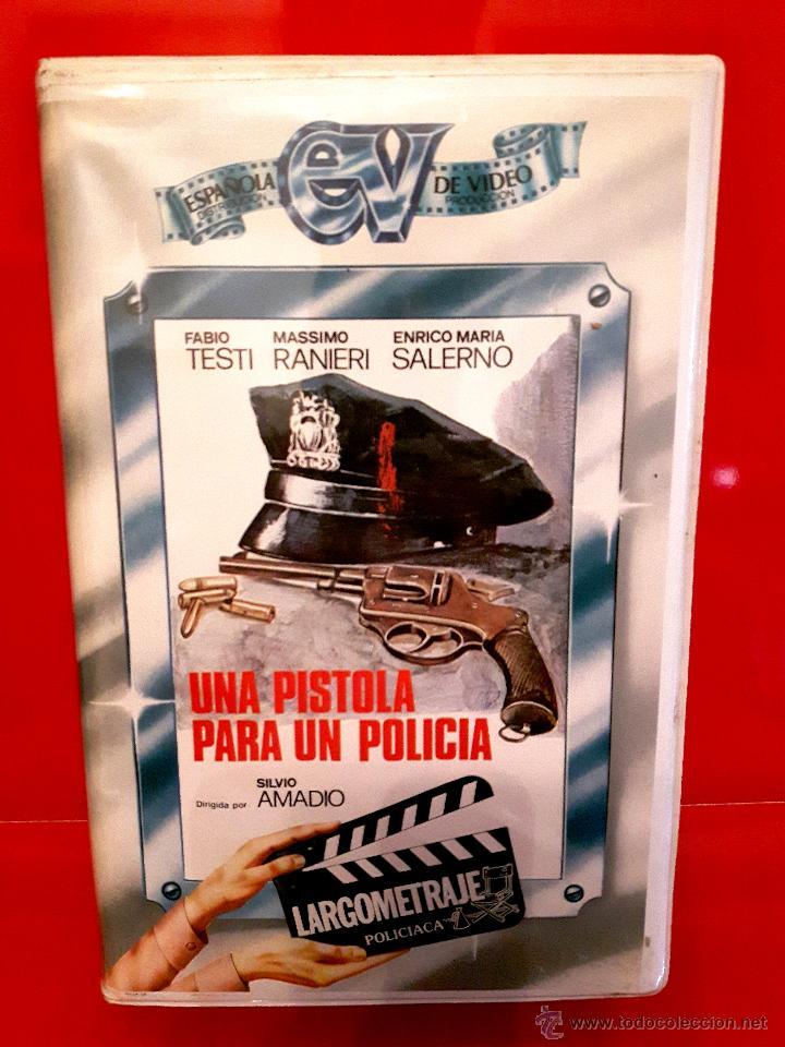 UNA PISTOLA PARA UN POLICIA (Cine - Películas - BETA)